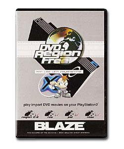 Blaze PS2 Region Free DVD Disc Playstation Accessorie ...
