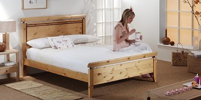 4ft6 (Double) Bedstead