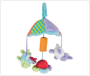 Buggy Wind Chimes