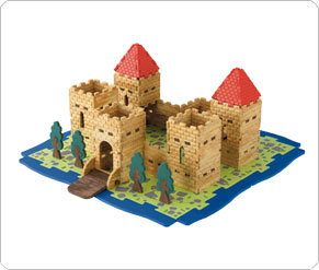 Foam Castle Blocks