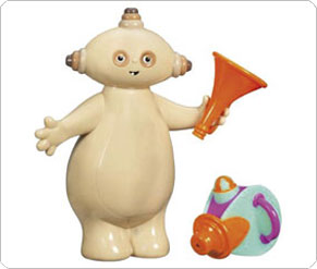 In The Night Garden Makka Pakka Bath Toy