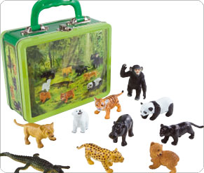 Tins of Baby Animals - Baby Wild Animals