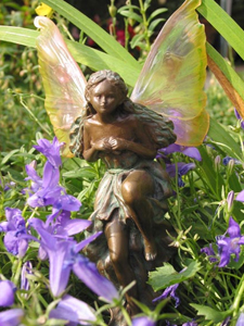 of the Orchard Garden Fairy Statue