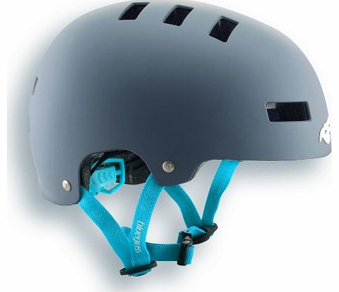 bluegrass Super Bold BMX helmet grey Head circumference 51-55 cm 2014 BMX helmet full face