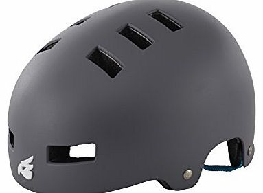 bluegrass Super Bold BMX helmet grey Head circumference 60-62 cm 2014 BMX helmet full face