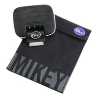 Blue Mikey 2G Portable iPod Microphone / Recorder