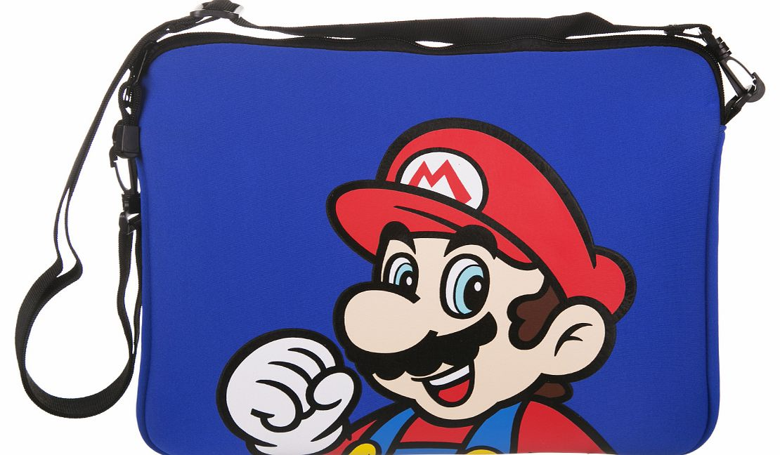 Nintendo Mario Laptop Bag
