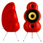 MINIPOD red (pair)