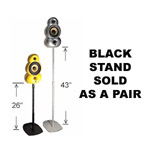 MINIPOD STAND black pair