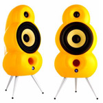 MINIPOD yellow (pair)