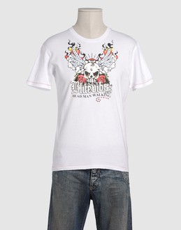 TOPWEAR Short sleeve t-shirts MEN on YOOX.COM
