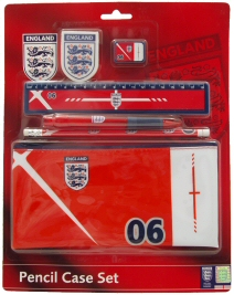 England - Pencil Case Set