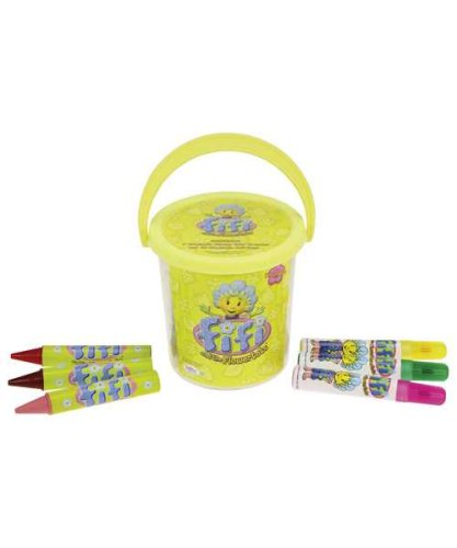 Fifi & the Flowertots Colouring Bucket