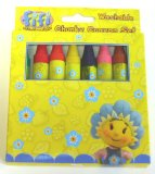 Fifi and the Flower Tots Chunky Wax Crayons