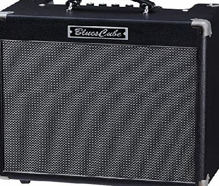 Blues Cube Hot Roland Blues Cube Hot 30W Combo Amplifier BC-HOT-BK