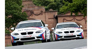 M3 Driving Experience at Oulton Park