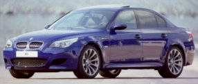 M5 Driving Experience
