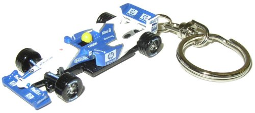 Race Car Keyring