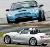 Z4 & Mini Cooper S Driving Experience