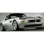 bmw Z8 1999 Grey/Cream