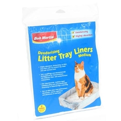 how to use a litter tray liner