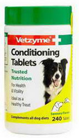 Vetzyme Conditioning Tablets:240