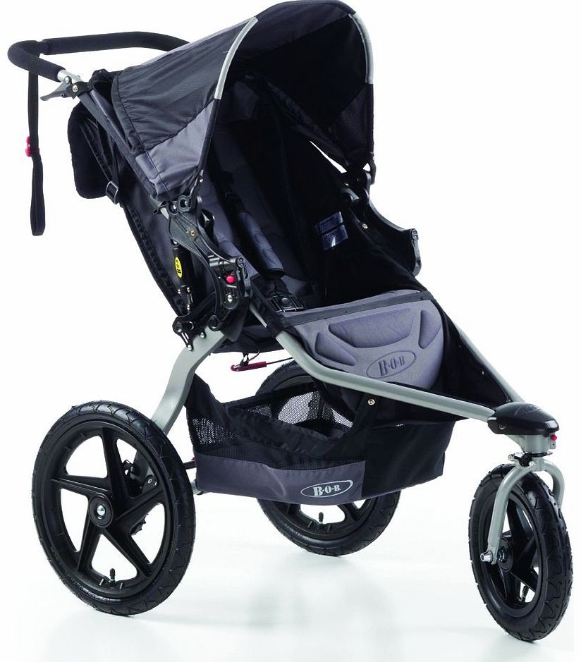 Revolution Pro Black 3 Wheeler 2014