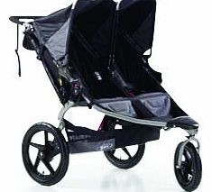 Revolution SE Duallie Black Twin 3 Wheeler