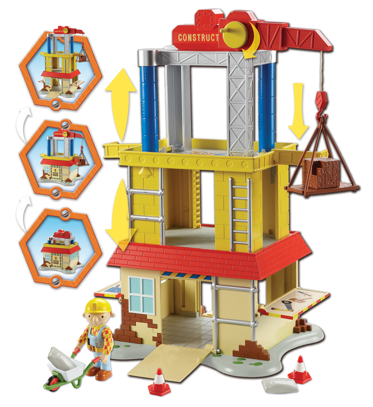- Deluxe Construction Tower