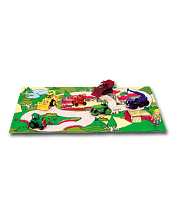 Bob 7 Piece Set & Playmat