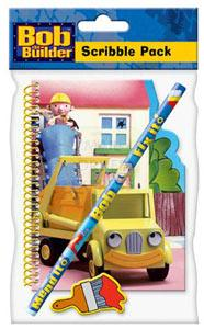 Copywrite Bob The Builder Scribble Pack