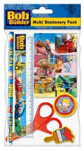 Copywrite Bob The Builder Stationery Pack