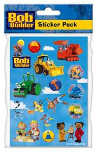 Copywrite Bob The Builder Sticker Sheet