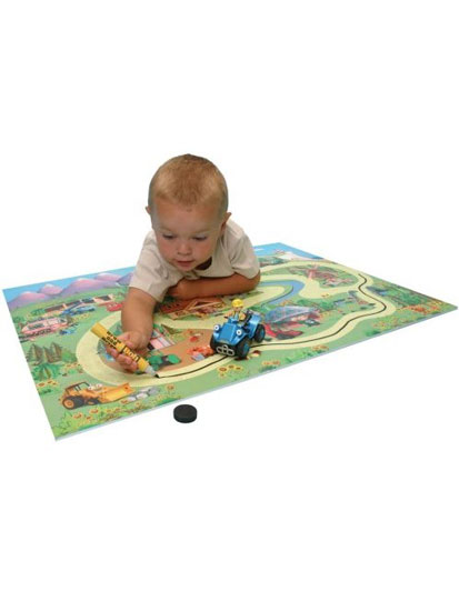 Draw and Drive Interactive Toy