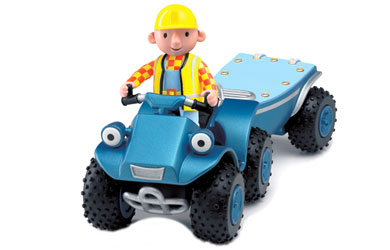 bob the builder Friction Scrambler