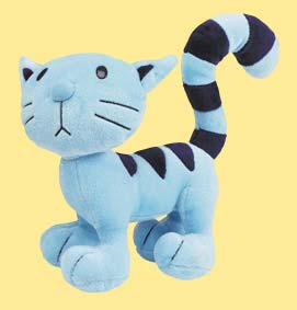 Pilchard Soft Toy