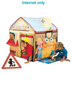 the Builder Pop Up Tent