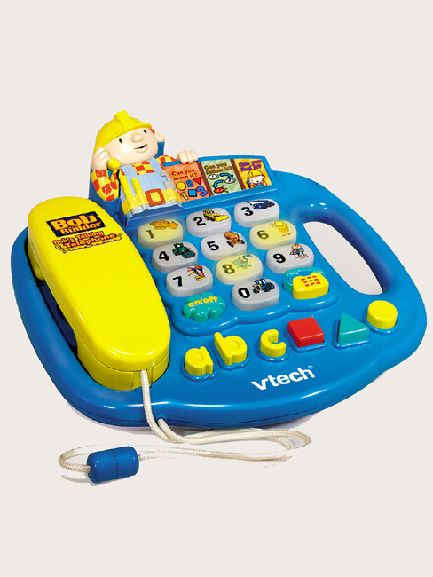Talking Telephone VTech Electronic Toy