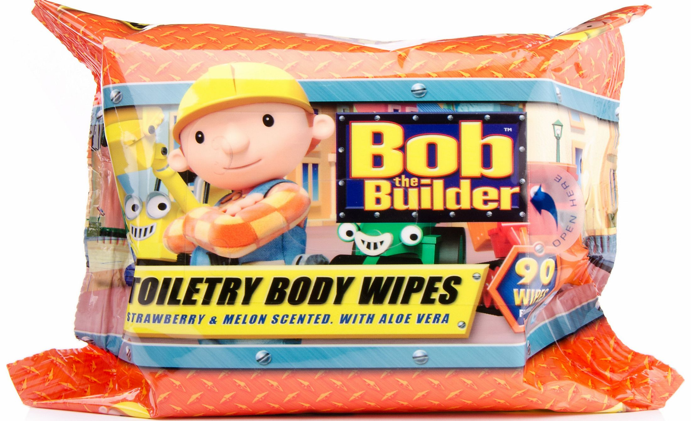 Toiletry Wipes