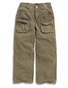 Canvas Utility Trousers