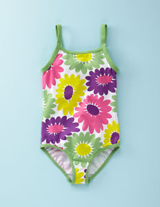Printed Swimsuit 36064