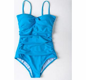 Sorrento Swimsuit, Dark Turquoise,Peacock Green