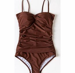 Sorrento Swimsuit, Mocha,Black,Star Blue,Dark