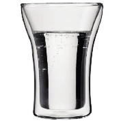 PAIR Pavina double wall glass, 0.45 l