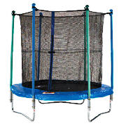 Body Sculpture 12ft Trampoline with Enclosure