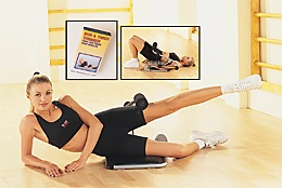 BUM AND THIGH TRIMMER WITH VIDEO