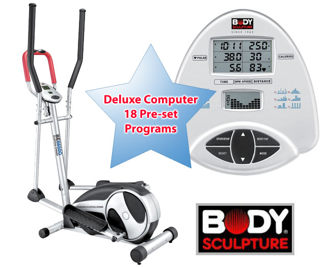 Cross Trainer Body Sculpture BE-6650GX-HB
