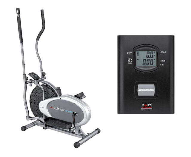 Elliptical Cross Trainer Body Sculpture BE-5920