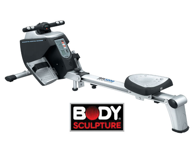 Rowing Machine Body Sculpture BR-3200