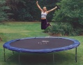 trampoline - 8ft (244cms)